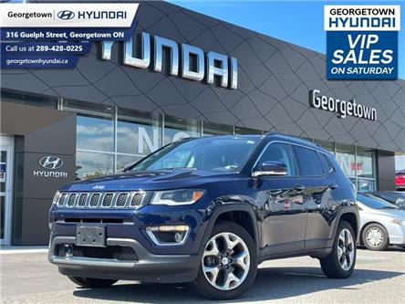 2018 Jeep Compass Limited (Stk: 1272A) in Georgetown - Image 1 of 28