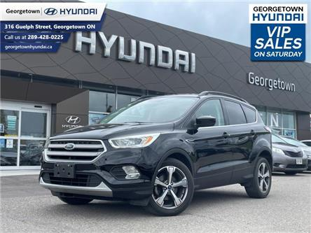 2017 Ford Escape SE (Stk: 1263A) in Georgetown - Image 1 of 24