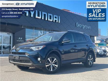 2018 Toyota RAV4 Limited (Stk: U51) in Georgetown - Image 1 of 25