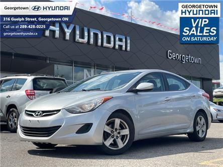 2013 Hyundai Elantra GL (Stk: 1331A) in Georgetown - Image 1 of 19
