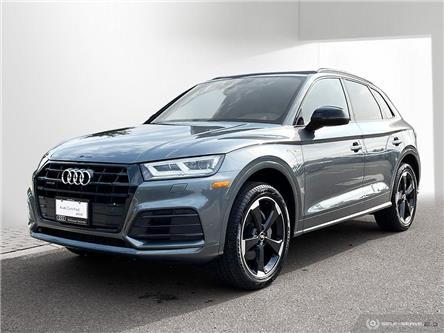 2019 Audi Q5 45 Progressiv (Stk: P9531) in Toronto - Image 1 of 25