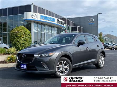 2018 Mazda CX-3 GS (Stk: 17522A) in Oakville - Image 1 of 21
