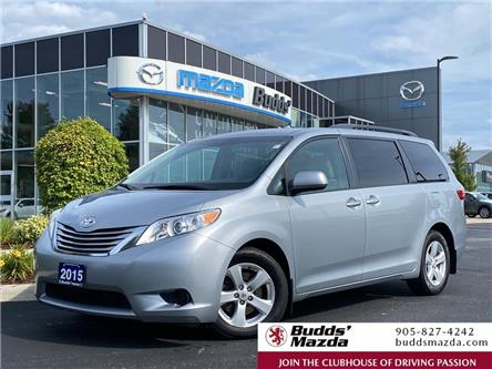 2015 Toyota Sienna  (Stk: 17332A) in Oakville - Image 1 of 23
