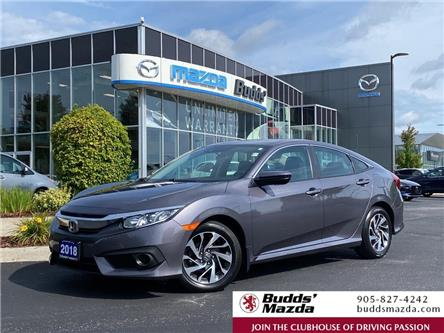 2018 Honda Civic SE (Stk: 17239A) in Oakville - Image 1 of 21