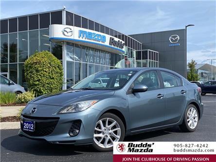 2012 Mazda Mazda3 GT (Stk: P3879) in Oakville - Image 1 of 22