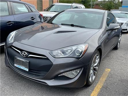 2013 Hyundai Genesis Coupe 3.8 GT (Stk: 211661A) in Toronto - Image 1 of 19
