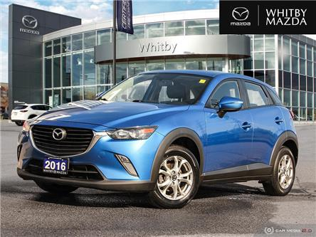 2016 Mazda CX-3 GS (Stk: 210737A) in Whitby - Image 1 of 27