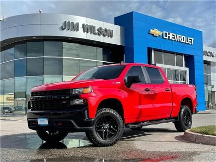2019 Chevrolet Silverado 1500 Silverado Custom Trail Boss (Stk: 2021748A) in Orillia - Image 1 of 21