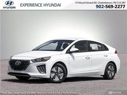 2021 Hyundai Ioniq Hybrid ESSENTIAL (Stk: N1578T) in Charlottetown - Image 1 of 23