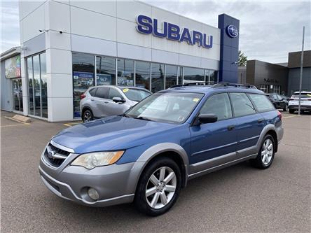 2008 Subaru Outback 2.5 i (Stk: PRO0854AA) in Charlottetown - Image 1 of 9