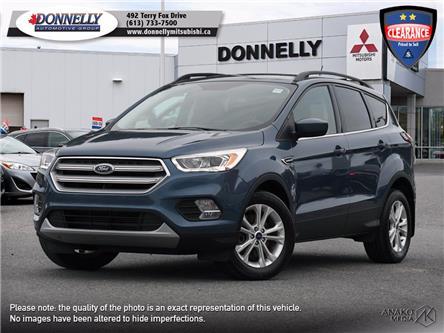 2018 Ford Escape SEL (Stk: MU1152) in Ottawa - Image 1 of 27