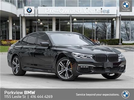 2019 BMW 750i xDrive (Stk: PP10167) in Toronto - Image 1 of 26