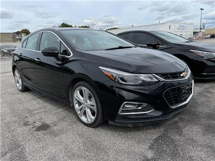 2017 Chevrolet Cruze Hatch Premier Auto (Stk: TM217A) in Chatham - Image 1 of 2