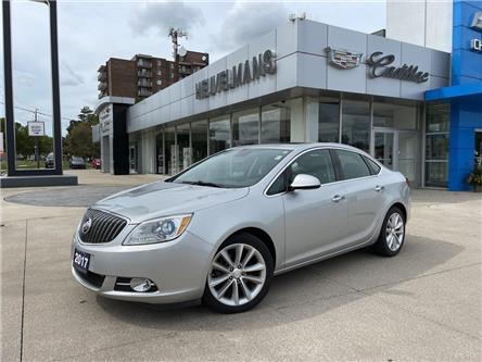 2017 Buick Verano Leather (Stk: 21101AA) in Chatham - Image 1 of 21