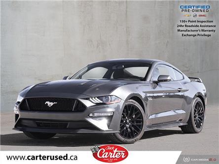 2019 Ford Mustang  (Stk: 93645U) in Calgary - Image 1 of 26