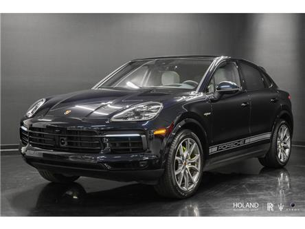 2020 Porsche Cayenne E-Hybrid Coupe Base (Stk: P0937) in Montreal - Image 1 of 30
