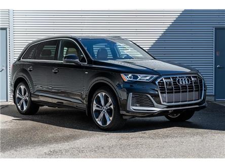 2022 Audi Q7 55 Progressiv (Stk: N6105) in Calgary - Image 1 of 19
