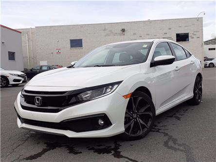 2019 Honda Civic Sport (Stk: 17-P6297) in Ottawa - Image 1 of 13