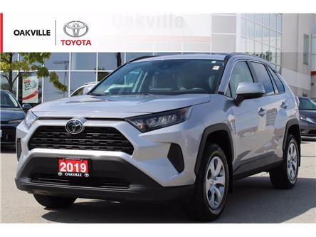 2019 Toyota RAV4 LE (Stk: LP8187) in Oakville - Image 1 of 17