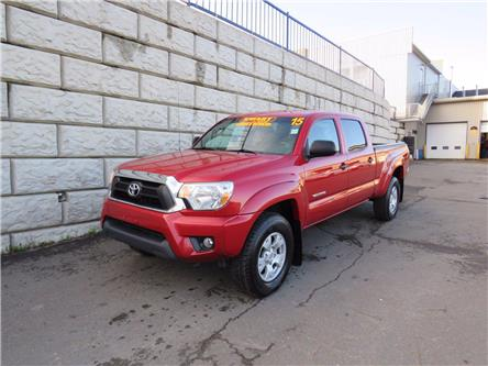 2015 Toyota Tacoma BASE, AC, Cruise, 4WD (Stk: D10872A) in Fredericton - Image 1 of 19