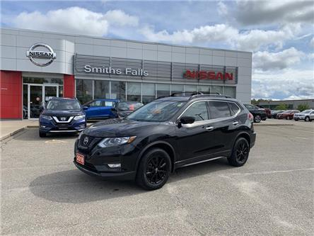 2018 Nissan Rogue Midnight Edition (Stk: P2206) in Smiths Falls - Image 1 of 21