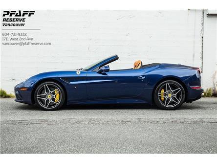2017 Ferrari California T (Stk: VU0696) in Vancouver - Image 1 of 18