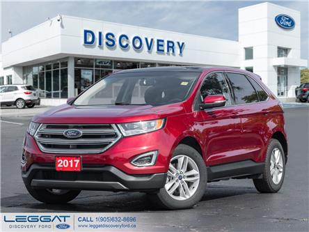2017 Ford Edge SEL (Stk: 17-70470) in Burlington - Image 1 of 21