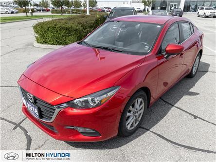 2018 Mazda Mazda3 GS (Stk: 161969) in Milton - Image 1 of 6
