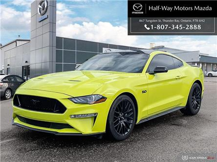2021 Ford Mustang GT Premium (Stk: 4692A) in Thunder Bay - Image 1 of 15