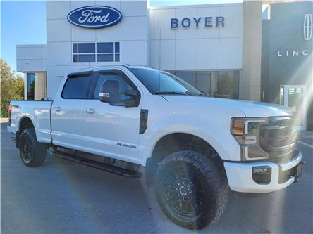 2021 Ford F-350 Lariat (Stk: F3256A) in Bobcaygeon - Image 1 of 24