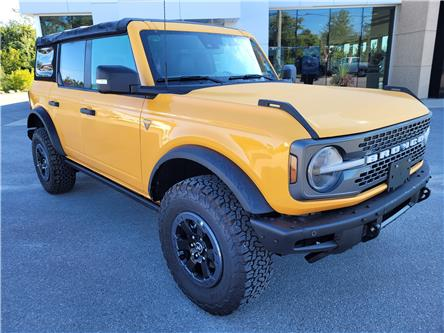 2021 Ford Bronco Badlands (Stk: B3265) in Bobcaygeon - Image 1 of 23