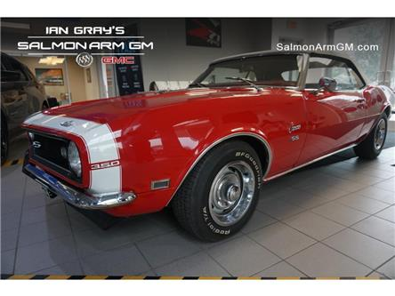 1968 Chevrolet Camaro SS ALMOST ALL ORIGINAL SS CONVERTIBLE (Stk: P3763) in Salmon Arm - Image 1 of 15
