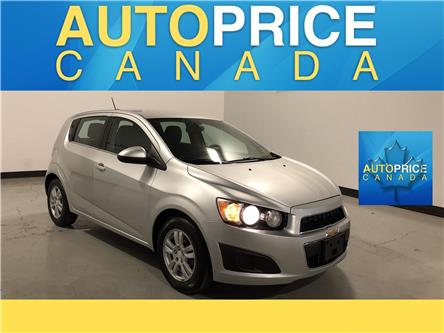 2015 Chevrolet Sonic LT Auto (Stk: A2115A) in Mississauga - Image 1 of 26