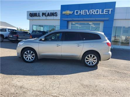 2014 Buick Enclave Premium (Stk: 21T164A) in Wadena - Image 1 of 18