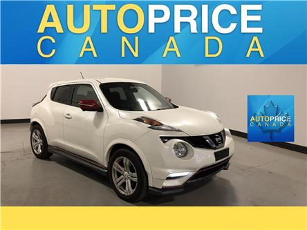 2015 Nissan Juke Nismo (Stk: A2174) in Mississauga - Image 1 of 28