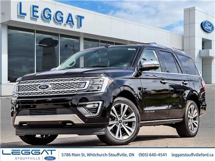 2021 Ford Expedition Platinum (Stk: 21X1163) in Stouffville - Image 1 of 30
