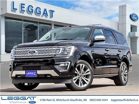 2021 Ford Expedition Platinum (Stk: 21X1170) in Stouffville - Image 1 of 30