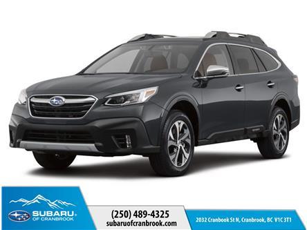 2022 Subaru Outback Premier (Stk: ) in Cranbrook - Image 1 of 2