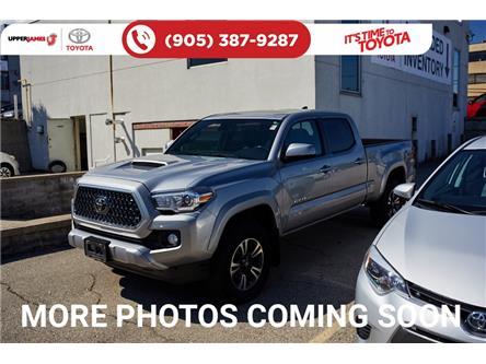 2019 Toyota Tacoma SR5 V6 (Stk: 76564) in Hamilton - Image 1 of 6