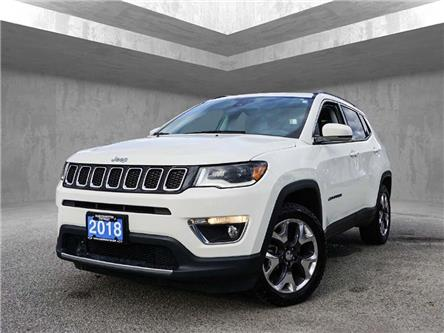 2018 Jeep Compass Limited (Stk: 9930A) in Penticton - Image 1 of 19