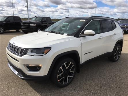 2021 Jeep Compass Limited (Stk: 21CP1162) in Devon - Image 1 of 12