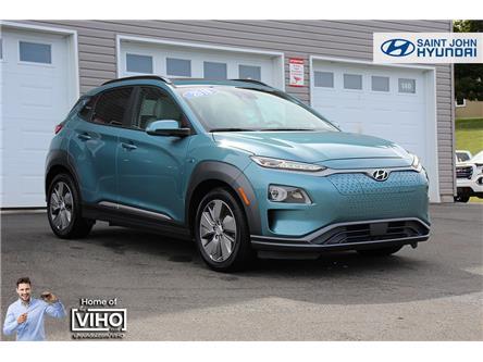 2019 Hyundai Kona EV Ultimate (Stk: U3286) in Saint John - Image 1 of 23