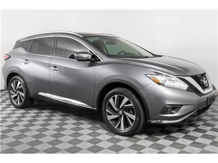 2015 Nissan Murano Platinum (Stk: X0170A) in London - Image 1 of 27