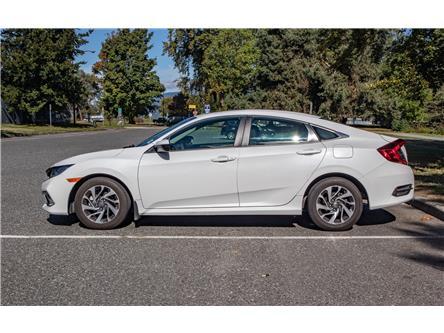 2019 Honda Civic EX (Stk: DD0092) in Vancouver - Image 1 of 16