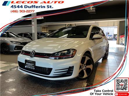 2015 Volkswagen Golf GTI 5-Door Autobahn (Stk: 001797) in Toronto - Image 1 of 13