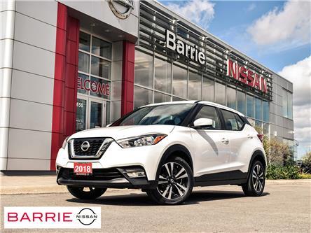 2018 Nissan Kicks  (Stk: P4893) in Barrie - Image 1 of 25