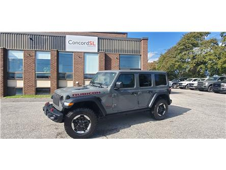 2021 Jeep Wrangler Unlimited Rubicon (Stk: C6493) in Concord - Image 1 of 5
