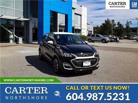 2021 Chevrolet Spark 1LT CVT (Stk: 1P86880) in North Vancouver - Image 1 of 13