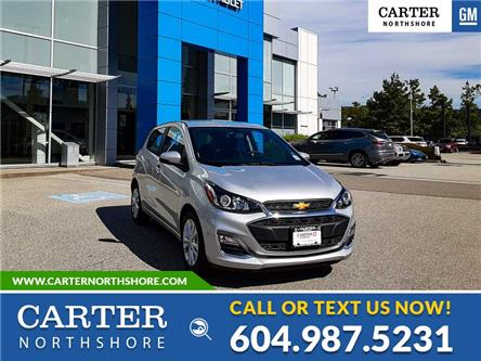 2022 Chevrolet Spark 1LT CVT (Stk: 2P44960) in North Vancouver - Image 1 of 13