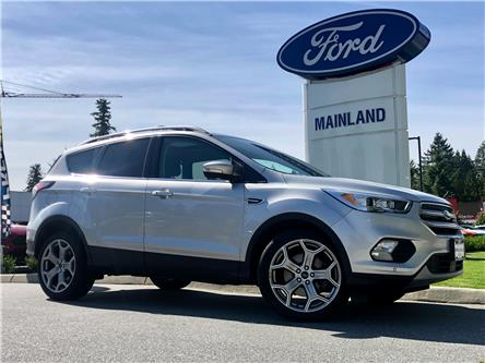 2017 Ford Escape Titanium (Stk: 21RA3419A) in Vancouver - Image 1 of 27